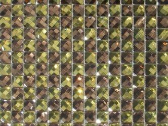 Liya Mosaic Rhinestone