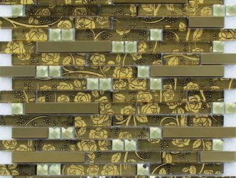 Liya Mosaic Stripes