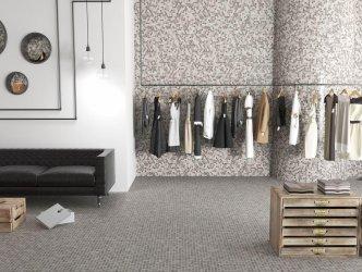Onix Mosaico Hex Zement