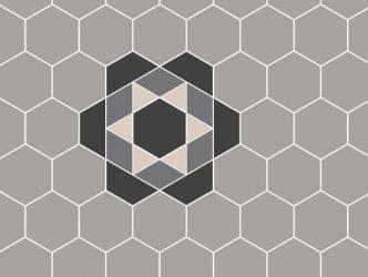 TopCer Hexagon Inserts