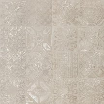 Abitare Icon Dec Patchwork Beige Lapp 60x60