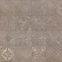 Abitare Icon Dec Patchwork Brown Lapp 60x60