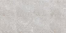 Abitare Icon Dec Patchwork Silver Lapp 30x60