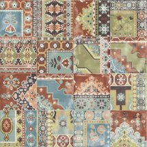 ABK Play Carpet Mix Multicolor 20x20