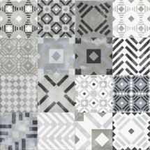 ABK Play Labyrinth Mix Grey 20x20