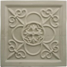 Adex Studio Relieve Vizcaya Graystone 14.8x14.8