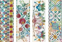 Alta Ceramica Cristall Decoro Dress Mix 20x60