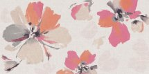 Ariana Canvas Dec Flora Cotton 60x120