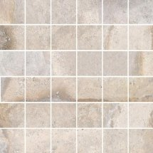 Astor Context White Mosaic 4.7x4.7 30x30