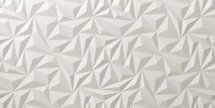 Atlas Concorde 3D Wall Angle White Matt 40x80