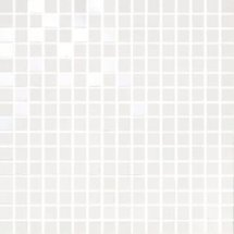Atlas Concorde 3D Wall Solid White Mosaic 30.5x30.5