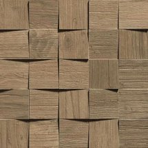 Atlas Concorde Axi Brown Chestnut Mosaico 3D 35x35