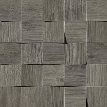 Atlas Concorde Axi Grey Timber Mosaico 3D 35x35