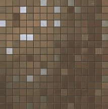 Atlas Concorde Marvel Bronze Luxury Mosaic 30.5x30.5