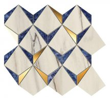 Atlas Concorde Marvel Dream Diamonds Bianco Ultramarine 35.8x32.9