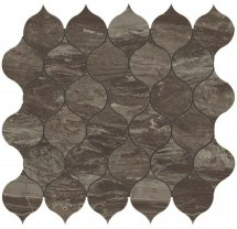 Atlas Concorde Marvel Edge Absolute Brown Drop Mosaic 27.2x29.7