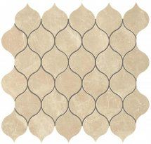 Atlas Concorde Marvel Edge Elegant Sable Drop Mosaic 27.2x29.7
