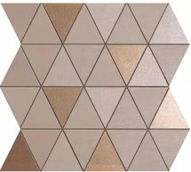 Atlas Concorde Mek Rose Mosaico Diamond Wall 30.5x30.5