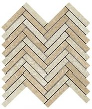 Atlas Concorde Russia Force Light Herringbone Mosaic 29.8x29.3
