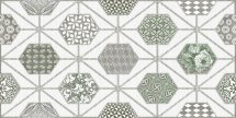 Azori Devore Light Geometria Decor 31.5x63