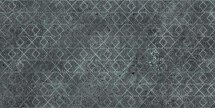 Azteca Design Lux Decorado Graphite 45x90