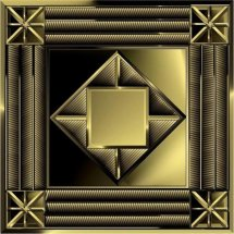Barro Co Bronce Taco Piramide 5x5