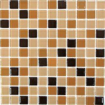 Bonaparte Mosaics Coffee Mix 30x30