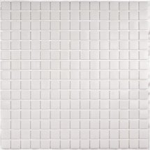 Bonaparte Mosaics Simple White 32.7x32.7