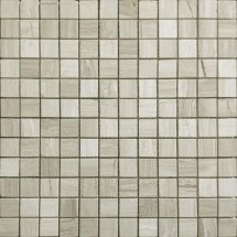 Caramelle Pietrine Travertino Silver Pol 4 mm 29.8x29.8