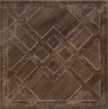 Cerdomus Antique Geometrie Walnut 20x20
