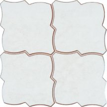 Cristacer Carnaby Silver 45x45