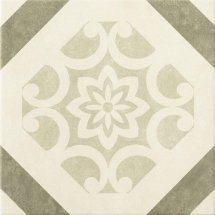 Epoca Art Deco Decor Taupe 32.5x32.5