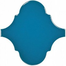 Equipe Scale Alhambra Electric Blue 12x12
