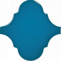 Equipe Scale Alhambra Mosaic Electric Blue 27x43