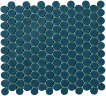 Fap Boston Petrolio Mosaico Round 29.5x32.5