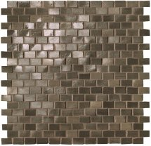 Fap Brickell Brown Brick Mosaic 1.3х2.3 30x30