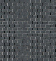 Fap Brooklyn Brick Carbon Mosaico 30x30