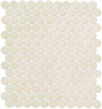 Fap Color Now Beige Round Mosaico 29.5x32.5