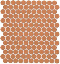 Fap Color Now Curcuma Round Mosaico 29.5x32.5