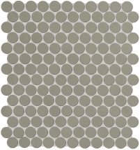 Fap Color Now Fango Round Mosaico 29.5x32.5