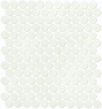 Fap Color Now Ghiaccio Round Mosaico 29.5x32.5