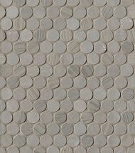 Fap Connection Grey Round Mosaico 29.5x32.5
