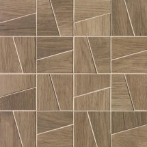 Fap Fapnest Oak Slash Mosaico Matt 30x30