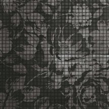 Fap Mosaici Dark Side Night Flower Mosaico 60x60
