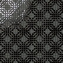 Fap Mosaici Dark Side Ring Black Mosaico 30x30