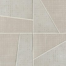 Fap Rooy Taupe Domino Mosaico 37.5x37.5
