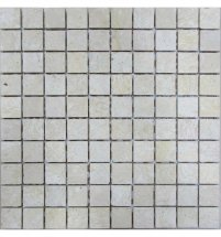 FK Marble Classic Mosaic Travertine 30-7M 32x32