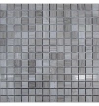 FK Marble Classic Mosaic White Wooden 20-4P 30.5x30.5