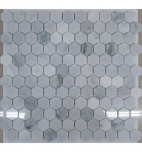 FK Marble Hexagon Bianco Carrara 29.5x28