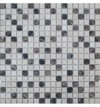 FK Marble Mix Mosaic Coffee 15-4T 30.5x30.5
